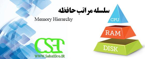 سلسله مراتب حافظه در کامپیوتر